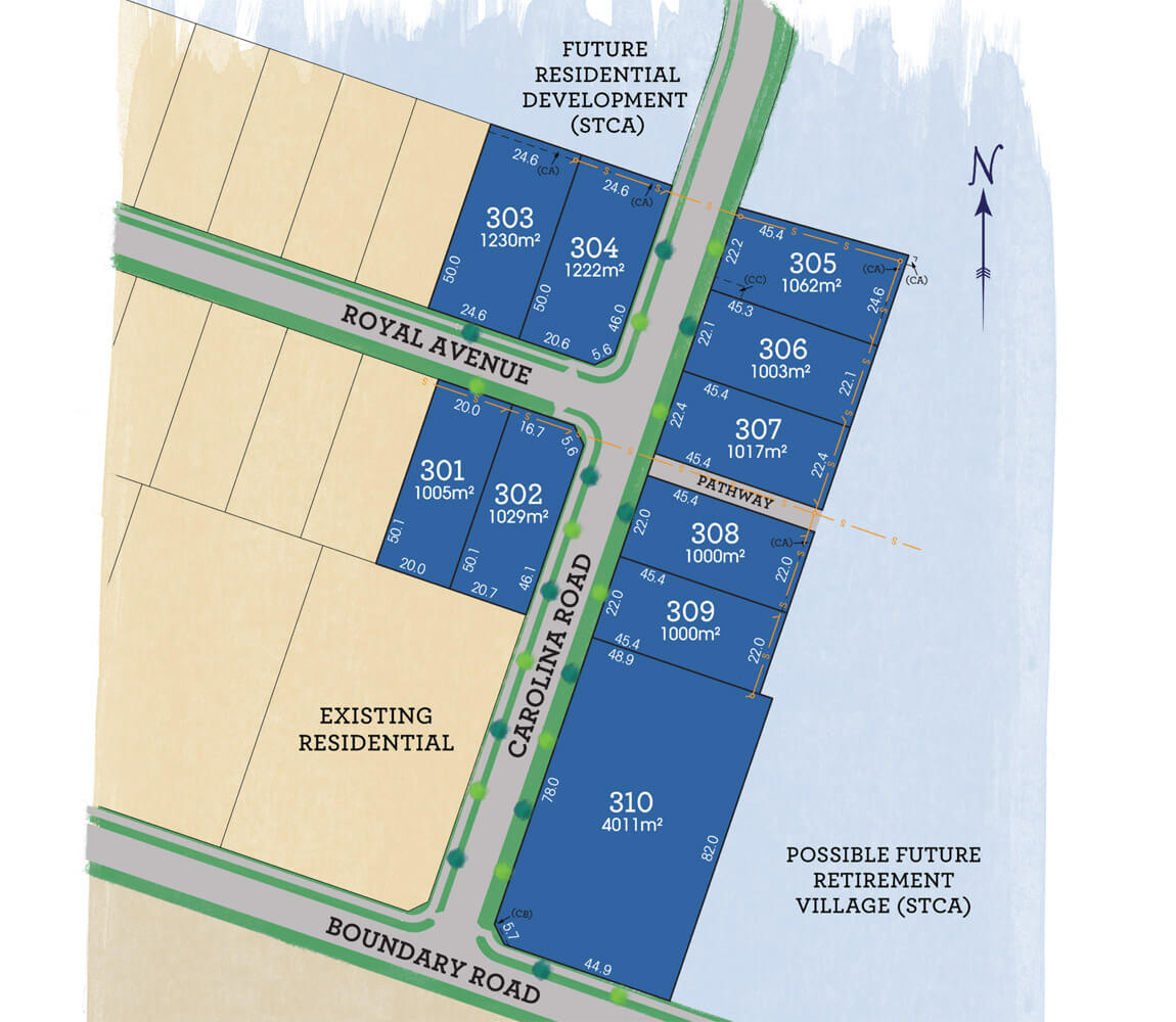 Land For Sale   Stage 3 The Bower Medowie