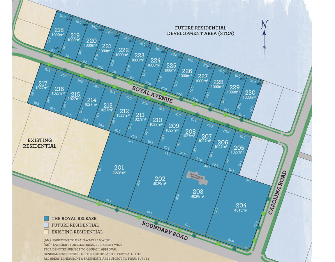 Land For Sale   Stage 2 The Bower Medowie